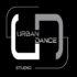 logo-urban-dance-studio-quadrato-per-gadget-sfondo-nero